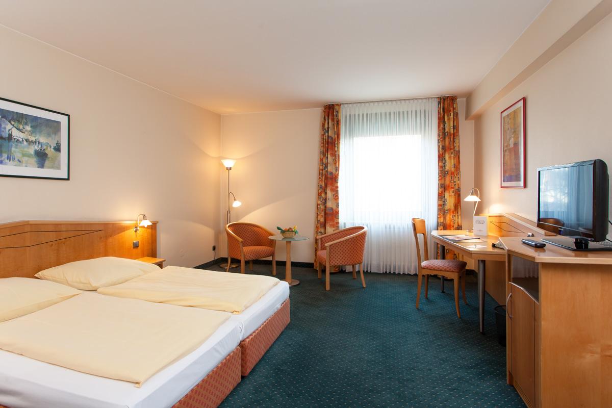 © Hotel Panorama Hamburg-Harburg